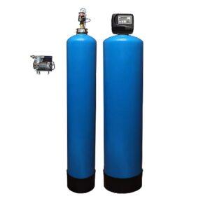 Аэрация и обезжелезивание воды